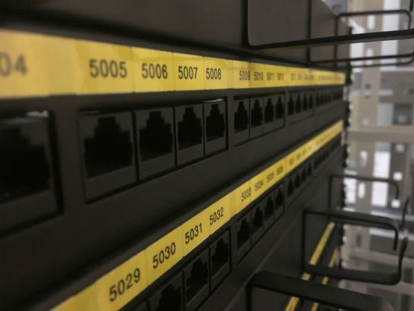 Data Center Installation Sutton